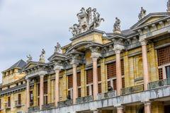 Aviles Oud Kwart in Gijon Spanje Stock Foto's