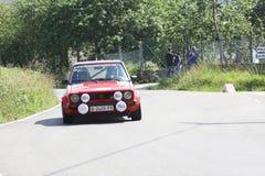 34 Rally de  Aviles Historicos stock photos