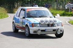 34 Rally de  Aviles Historicos stock image