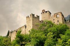 Avio Castello di Sabbionara Royalty Free Stock Photography