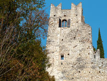 Avio castle Stock Photography
