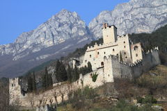 Avio Castle, Italy Royalty Free Stock Photography