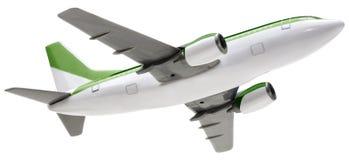 Avião do brinquedo Foto de Stock Royalty Free