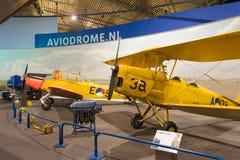 Aviodrome aerospace museum Royalty Free Stock Image