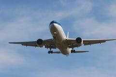 Avion à réaction photographie stock