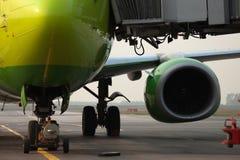 Avion à réaction Image libre de droits