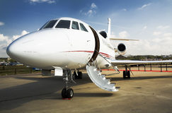 Avion à réaction Image stock