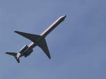 Avion à réaction photos libres de droits