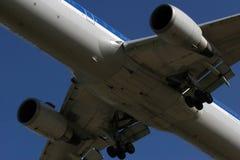 Avion à réaction photos stock