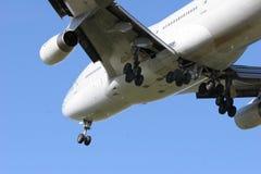 Avion à réaction photo libre de droits