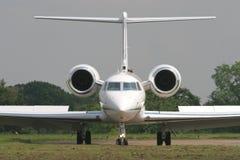Avion à réaction de directeur de Gulfstream Photographie stock libre de droits