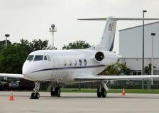 Avion à réaction de luxe Photo libre de droits