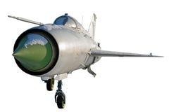 Avion à réaction militaire Photographie stock libre de droits