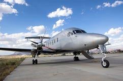 Avion à réaction privé photos stock