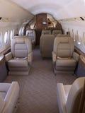 Avion à réaction privé Photographie stock libre de droits