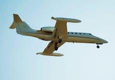 Avion à réaction privé II Image stock