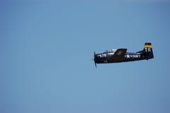 Avion-école d'attaque d'AT-28B Photographie stock
