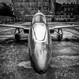 Avion Photographie stock libre de droits