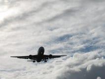 Avion 2 photo libre de droits
