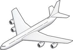 Avion Images libres de droits