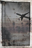 Avion 28 Photo libre de droits