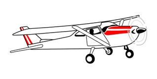 Avion Illustration Libre de Droits