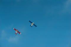 Avion 4 Photos libres de droits