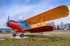Avion An-2 Photo libre de droits