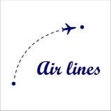 avion Photographie stock libre de droits