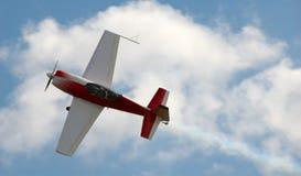 Avion acrobatique Photographie stock
