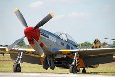 Avion classique de temps de guerre Photos libres de droits