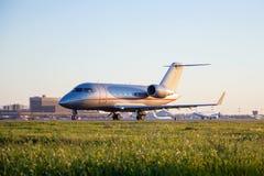 Avion d'affaires images libres de droits