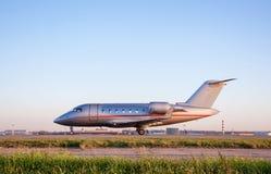Avion d'affaires Image stock