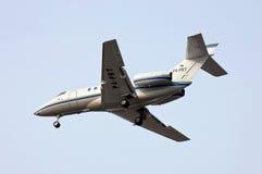Avion d'affaires du colporteur 800XP de Raytheon Photo stock