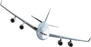 Avion d'air illustration stock