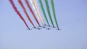 Avion d'air Photo stock