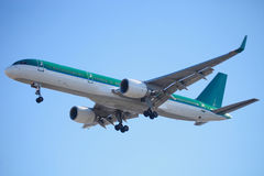 Avion d'air Photographie stock libre de droits