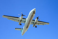 Avion d'air photo libre de droits