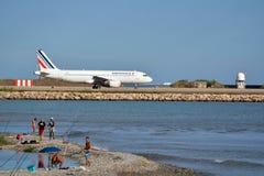Avion d'Air France Photo stock