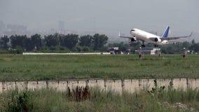 Avion d'atterrissage clips vidéos