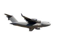 Avion d'avion à réaction de transport photo libre de droits