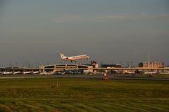 Avion d'Eagle d'Américain Images stock