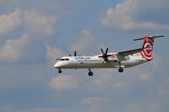 Avion d'Eurolot Photographie stock libre de droits