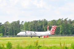 Avion d'Eurolot Photos stock