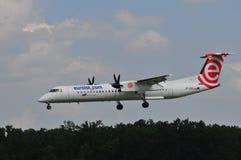 Avion d'Eurolot Image stock