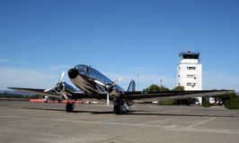 Avion DC3 Photo stock