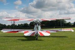 Avion de Bi de tuteur d'Avro Photographie stock