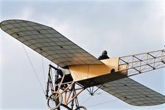 Avion de Bleriot Photo libre de droits