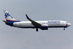 Avion de Boeing 737 Images stock