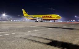 Avion de charge Photographie stock libre de droits
